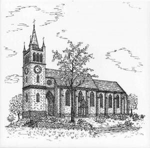Kirchenfliese