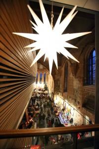 Stadtpfarrkirche Müncheberg Weihnachten